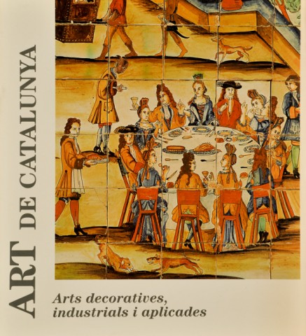 Arts decoratives industrials i aplicades (Ed L´Isard Barcelona)